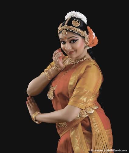 Bharatnatyam Dancer Anannya Chatterjee