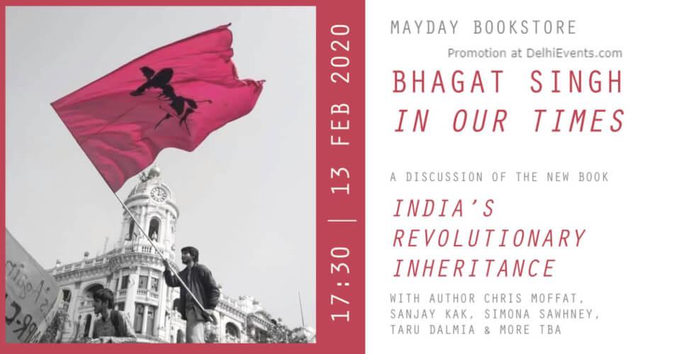 Indias Revolutionary Inheritance Politics Promise Bhagat Singh Studio Safdar Creative