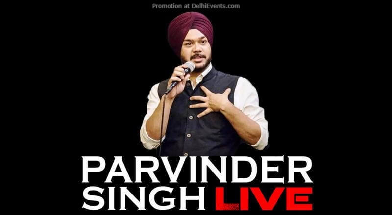 Maine Karna Hai Ye Standup Comedy Parvinder Singh Imperfecto Ruin Pub Hudco Place Ansal Plaza Mall Khel Gaon Marg Creative