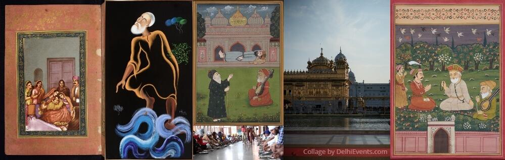 Guru Nanak Sahib  1-Ness 1-Identity  Stills