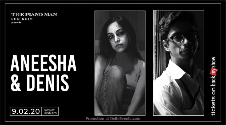 Aneesha Denis Piano Man Gurugram Creative