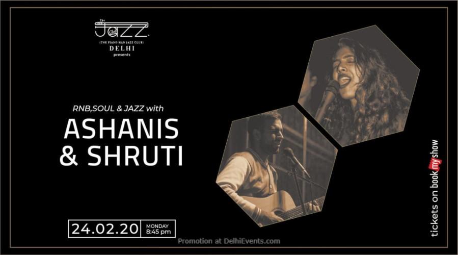 Ashanis Shruti Piano Man Jazz Club Safdarjung Enclave Creative