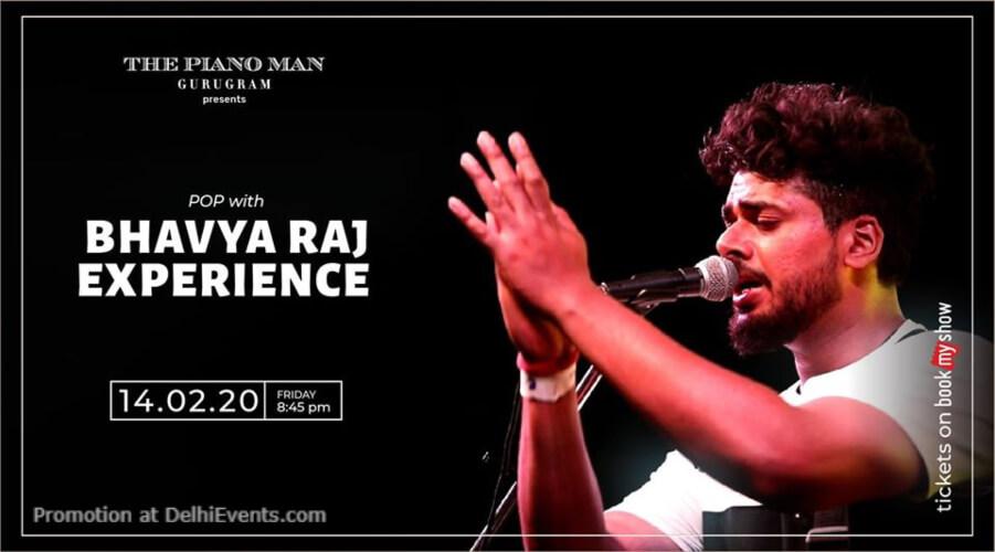 Bhavya Raj Experience Piano Man Gurugram Creative