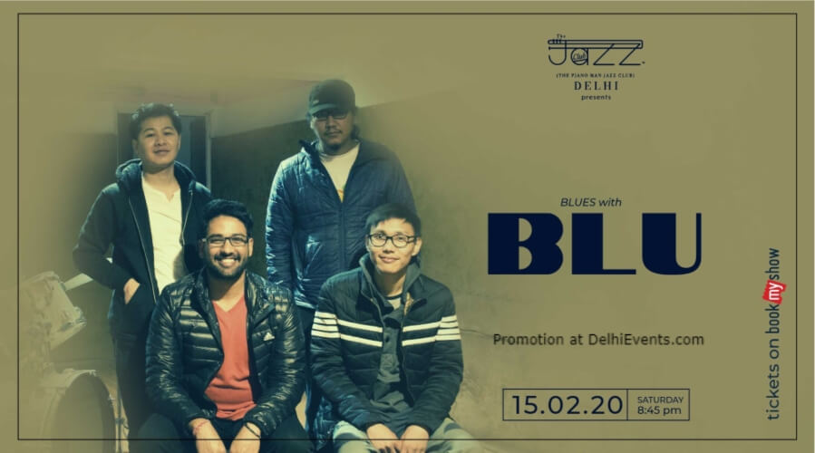 BLU Piano Man Jazz Club Safdarjung Enclave Creative