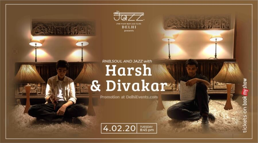 Harsh Divakar Piano Man Jazz Club Safdarjung Enclave Creative