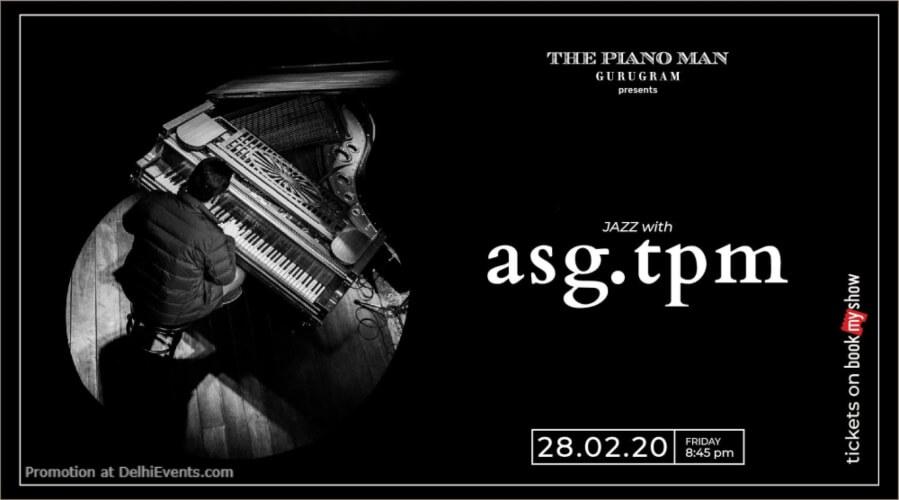 Jazz Arjun Sagar Gupta Piano Man Gurugram Creative