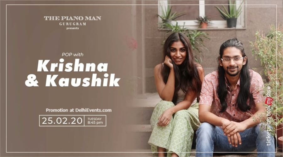 Krishna Kaushik Piano Man Gurugram Creative