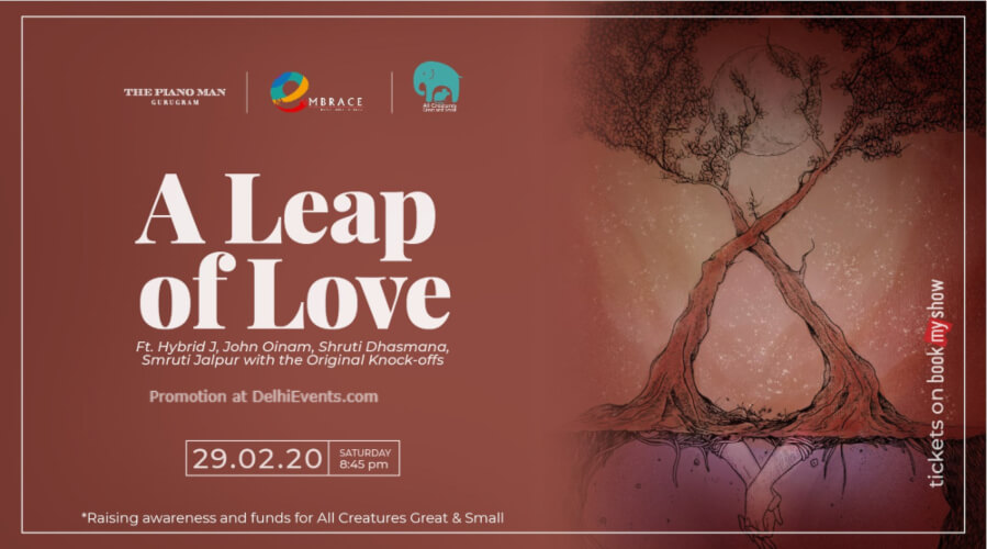 A Leap Love Piano Man Gurugram Creative