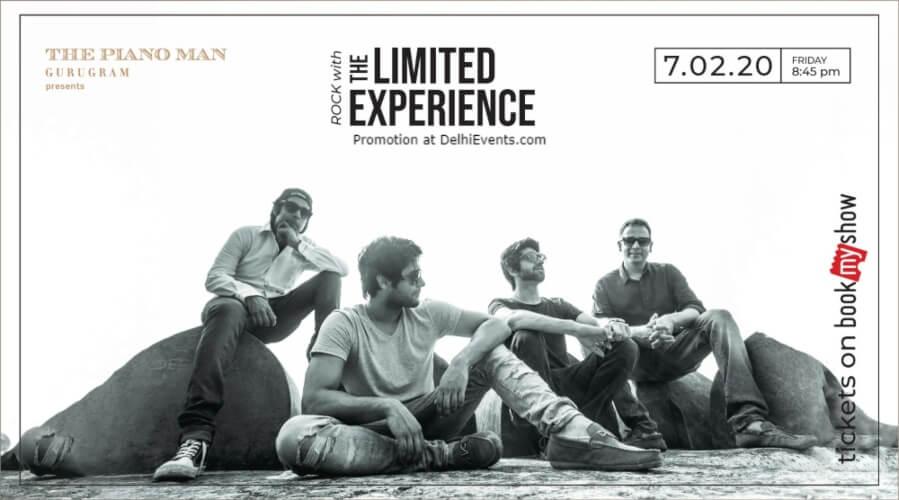 Limited Experience Piano Man Gurugram Creative
