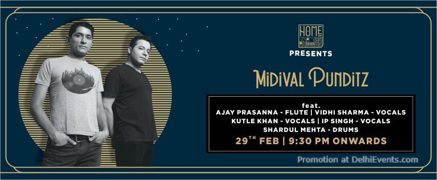 Midival Punditz Home Delhi Vasant Kunj Creative