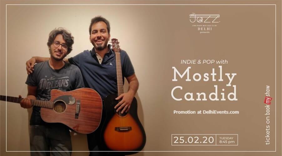 Mostly Candid Piano Man Jazz Club Safdarjung Enclave Creative