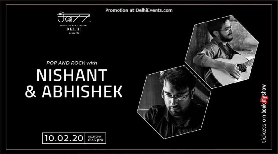 Nishant Abhishek Piano Man Jazz Club Safdarjung Enclave Creative