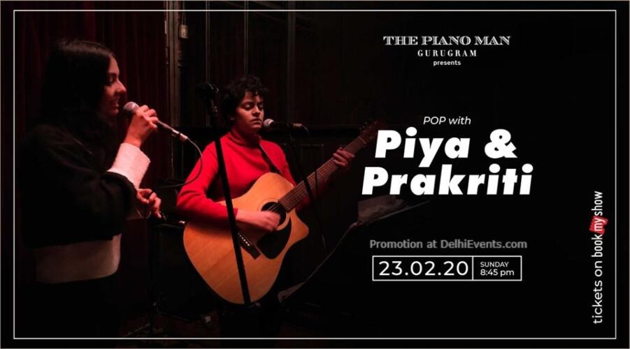 Piya Prakriti Piano Man Gurugram Creative
