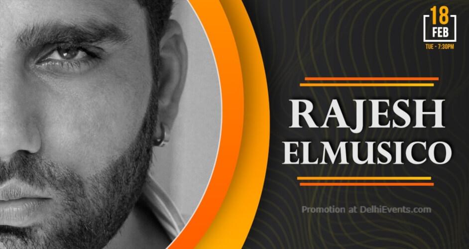 Rajesh Elmusico Nowhere Terrace BrewPub Cafe Gurugram Creative