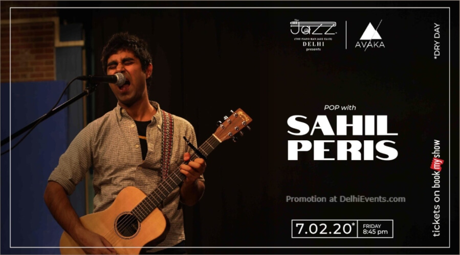 Sahil Peris Piano Man Jazz Club Safdarjung Enclave Creative