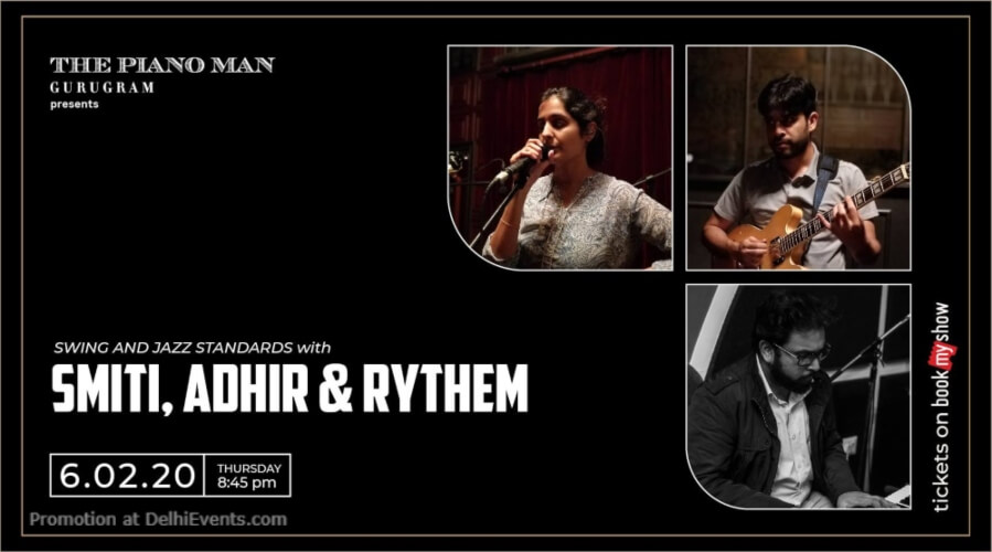 Smiti Adhir Rythem Piano Man Gurugram Creative