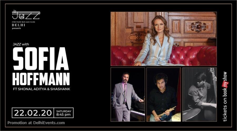 Sofia Hoffmann Shonai Aditya Shashank Piano Man Jazz Club Safdarjung Enclave Creative
