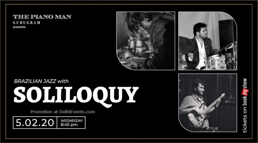 Soliloquy Piano Man Gurugram Creative