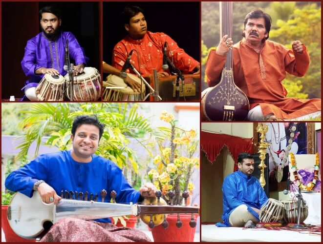 Swaradhyay Hindustani Classical Music Rasasiddhi Greater Kailash Artists