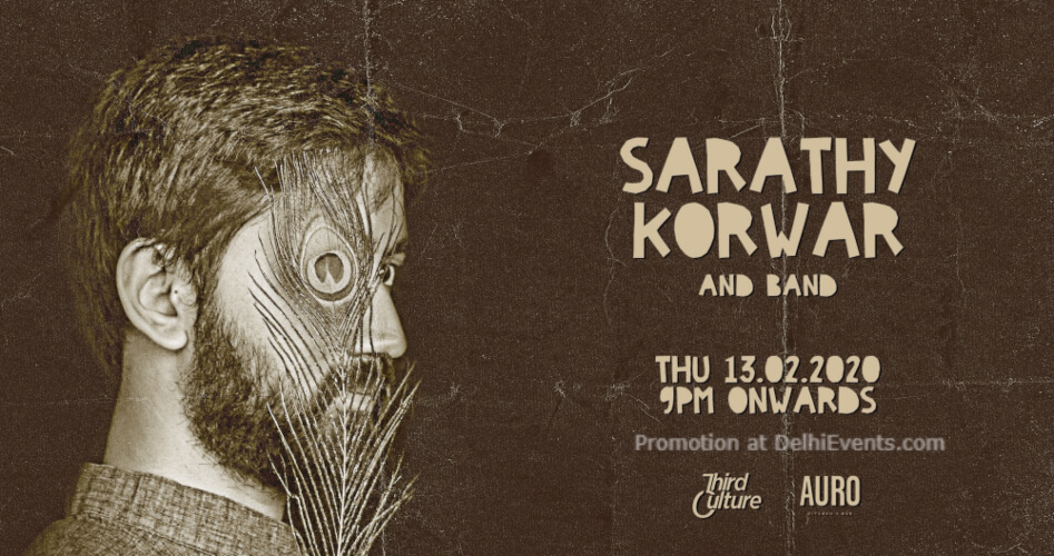 Third Culture Sarathy Korwar Auro Kitchen Bar Hauz Khas Creative