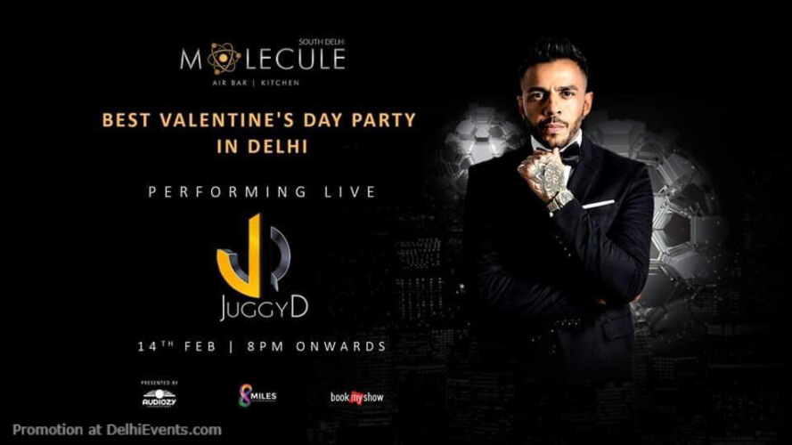 Valentines Day Celebration Juggy D Molecule Air Bar Kitchen Green Park Creative