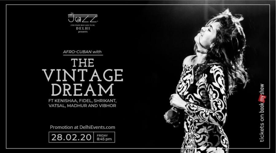 Vintage Dream Piano Man Jazz Club Safdarjung Enclave Creative