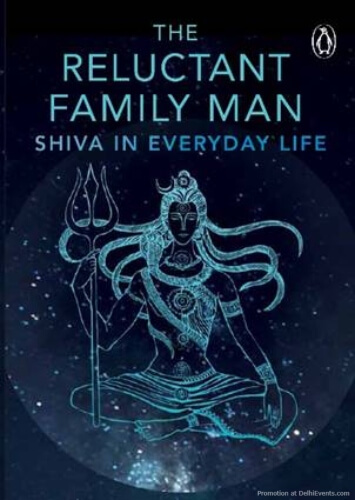 Reluctant Family Man Shiva Everyday Life Nilima Chitgopekar Book Cover