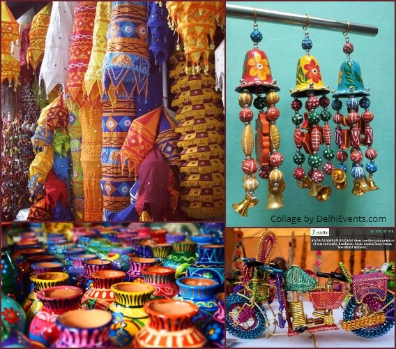Swavalamban Bazaar IGNCA Janpath Creative