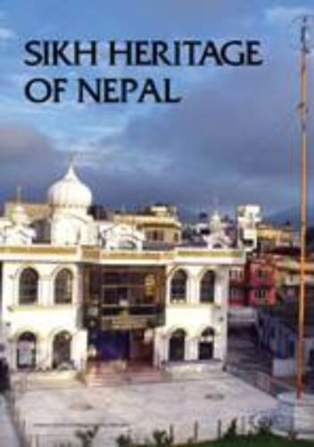 Sikh Heritage of Nepal Book Cover