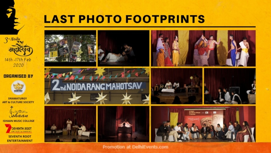3rd Noida Rang Mahotsav Ishaan Music College Creative