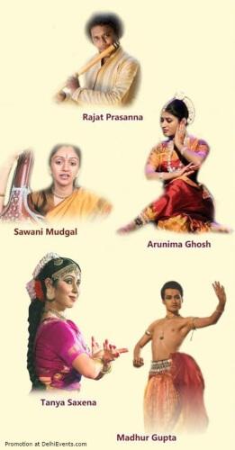 Yuva Shastriya Classical Music Dance Younger Generation Triveni Kala Sangam Mandi House Creative