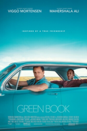 Green Book American biographical comedy drama Film Poster