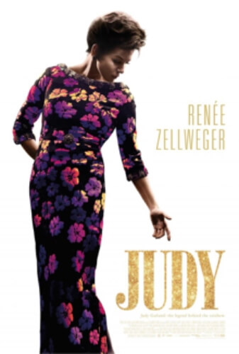 Judy Biographical Renee Zellweger Finn Wittrock Jessie Buckley  Film Poster