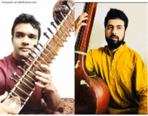 Musicians Debojyoti Mukherjee Purnendu Bains