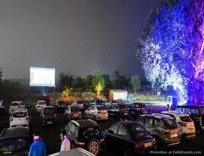 Drive Cinema SCC Backyard Gurugram Still