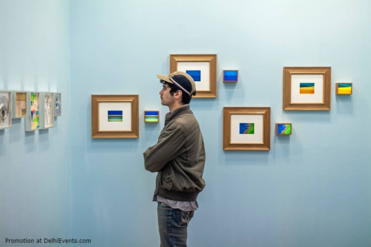 India Art Fair 2020  Stills