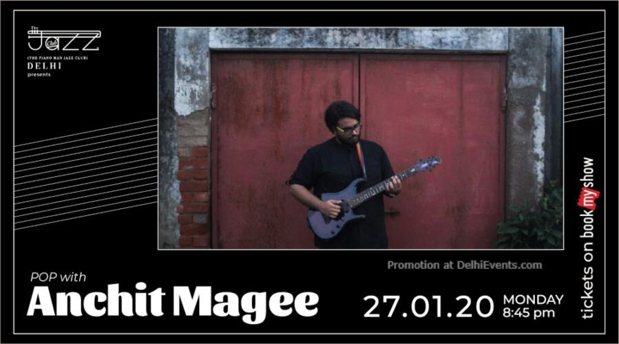 Anchit Magee Piano Man Jazz Club Safdarjung Enclave Creative