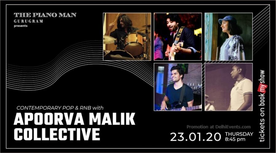 Apoorva Malik Collective Piano Man Gurugram Creative