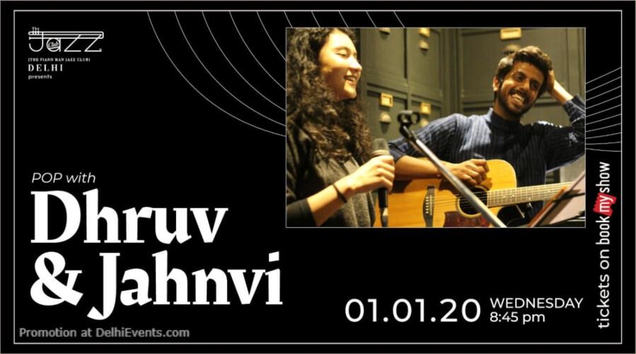 Dhruv Jahnvi Piano Man Jazz Club Safdarjung Enclave Creative
