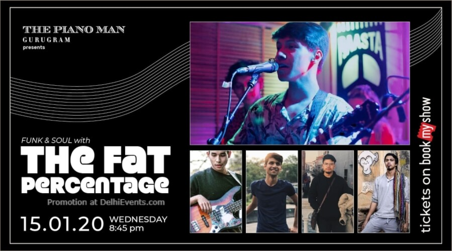 Fat Percentage Piano Man Gurugram Creative