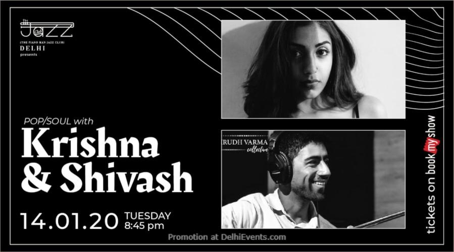 Krishna Shivash Piano Man Jazz Club Safdarjung Enclave Creative