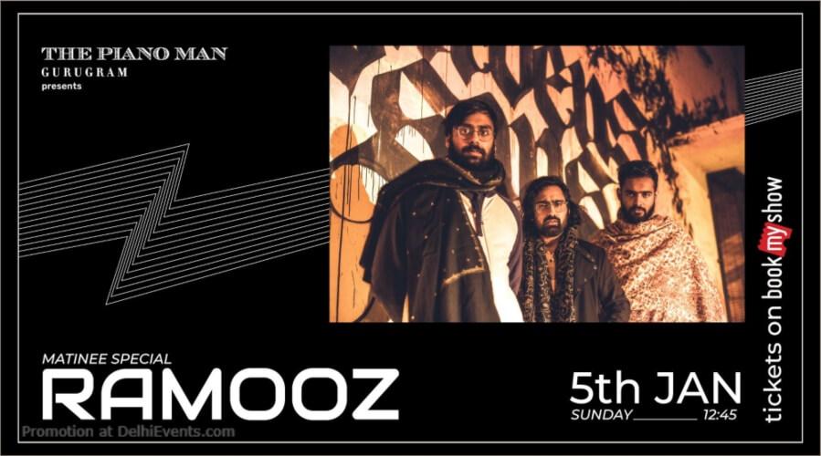 Ramooz Matinee Special Piano Man Gurugram Creative