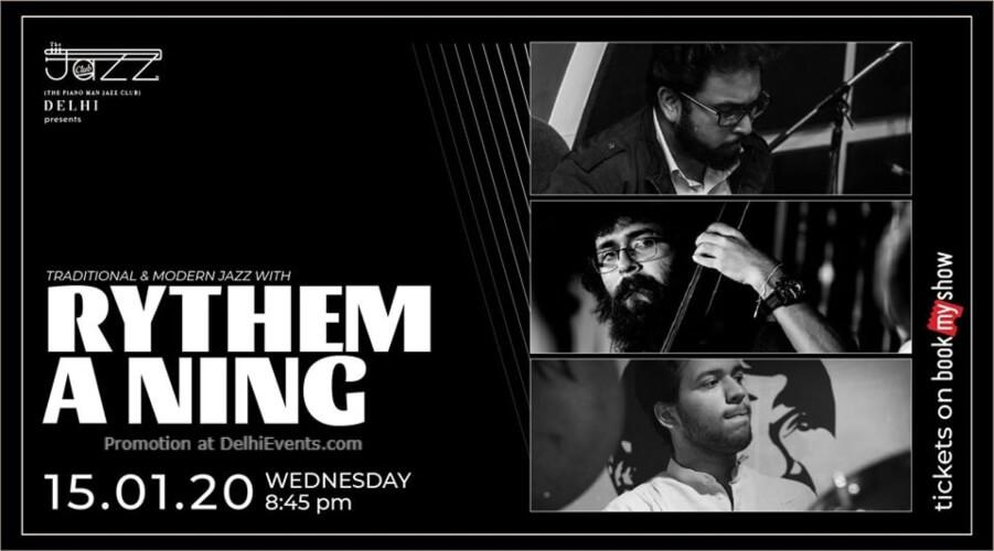 Rythem Ning Piano Man Jazz Club Safdarjung Enclave Creative