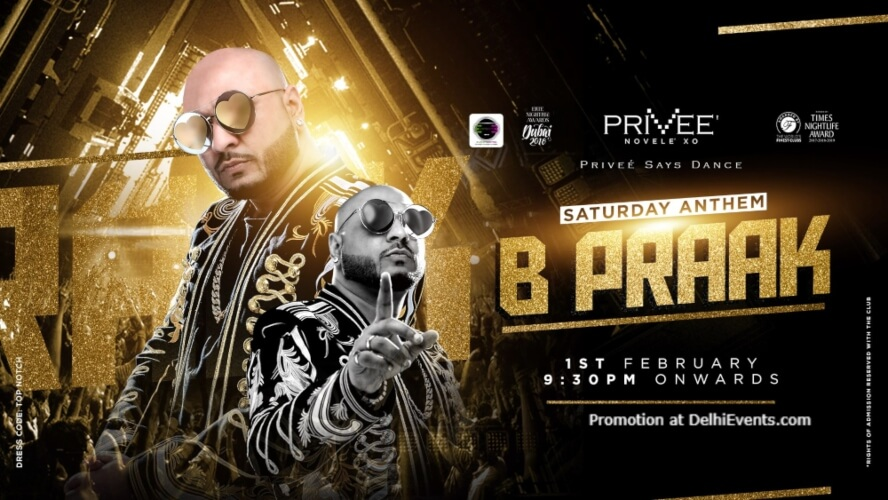 Saturday Anthem Bpraak Privee CP Creative