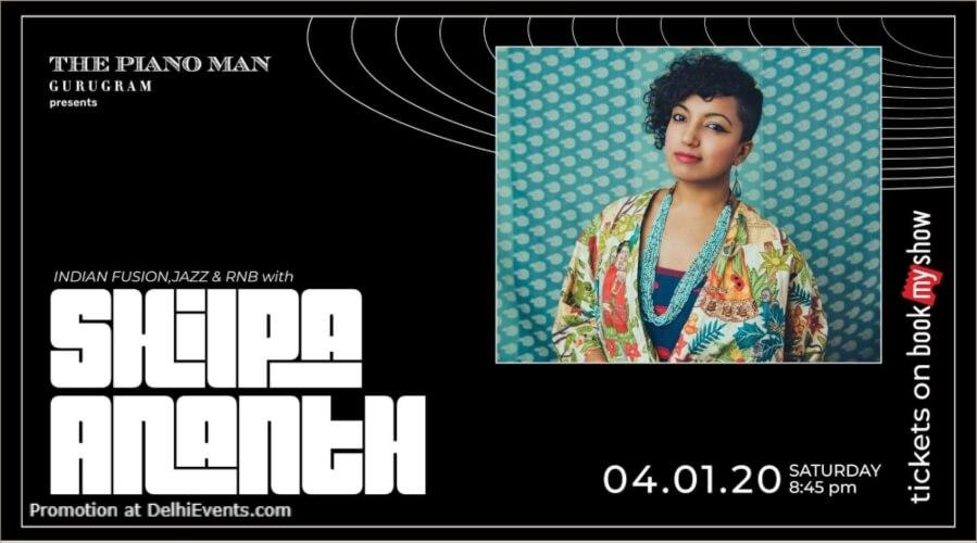Shilpa Ananth Piano Man Gurugram Creative