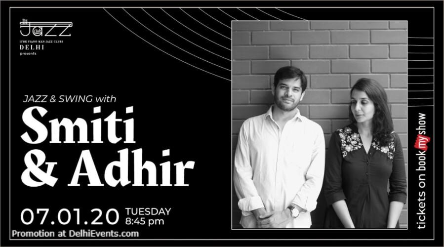 Smiti Adhir Piano Man Jazz Club Safdarjung Enclave Creative