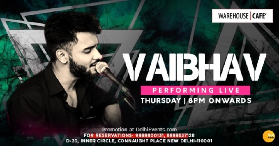 Vaibhav Warehouse Cafe Connaught Place Creative