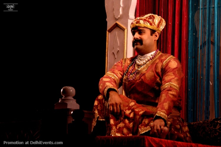 Pierrots Troupe Akbar Great Nahin Rahe Comedy Play Still