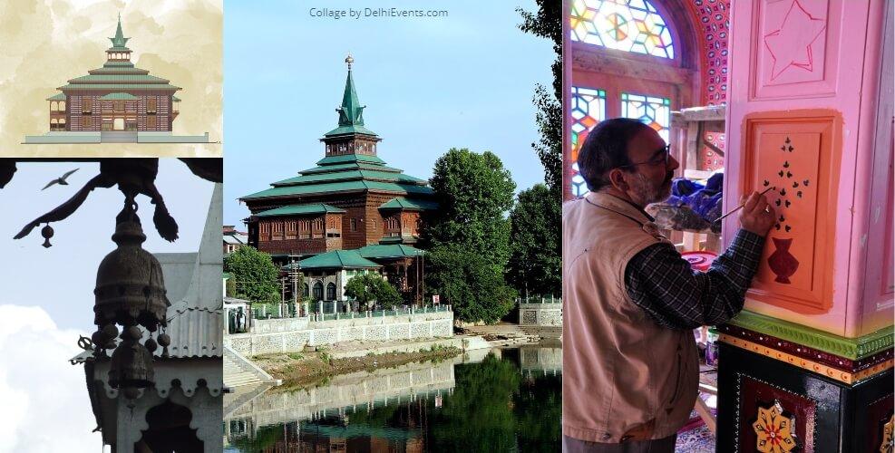 INTACH Religious Architecture Kashmir Photographs