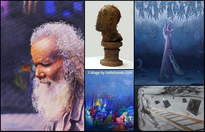 Spectrum Group Art Show AIFACS Artworks